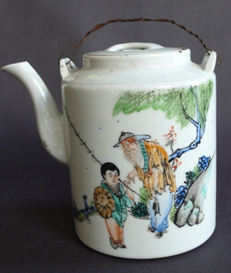 Porcelaine chinoise ancienne tasse a the