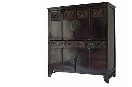 armoire chine armoire chinoise armoire qing meuble